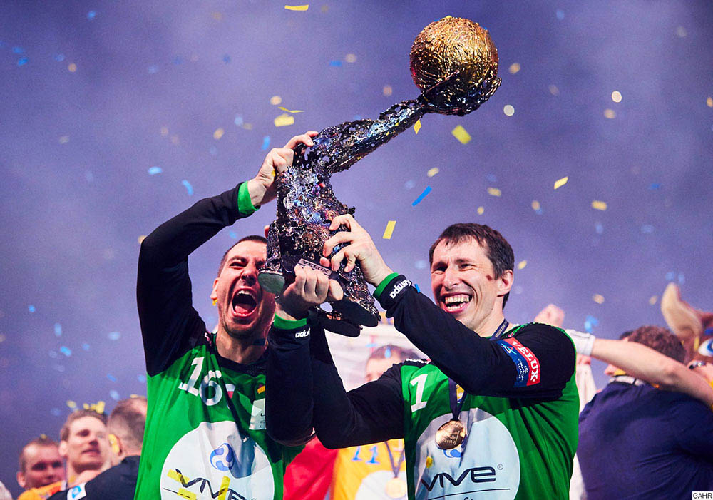 Handball Champions League Pokal