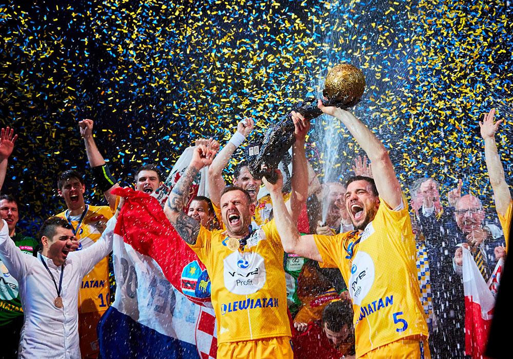 Champions League Trophäe
