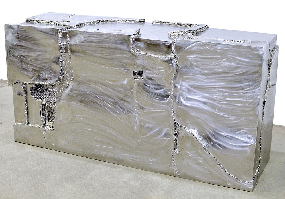 Moderne metallmöbel  Geschweißte Möbelstücke vom Metall-Künstler kaufen | GAHR