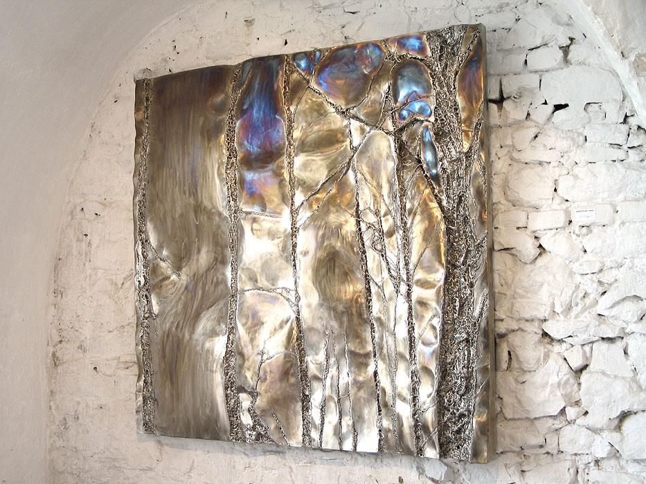 Wandbilder Direkt Vom Metall Künstler Kaufen Gahr