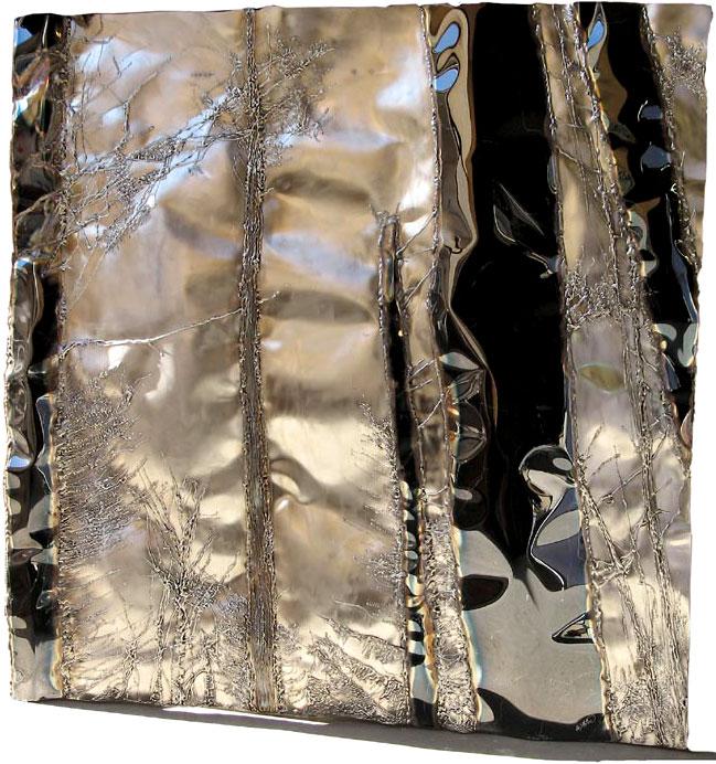 Metall Wandbilder wandbilder aus metall