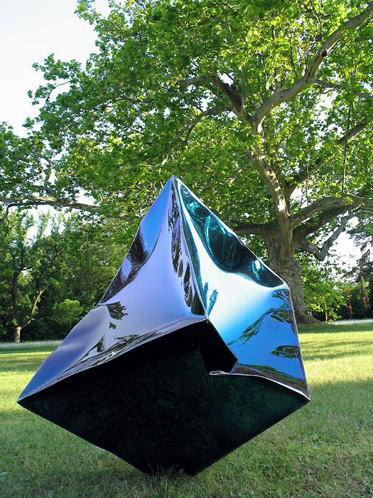 Moderne Skulpturen Vom Metall Künstler Kaufen Gahr