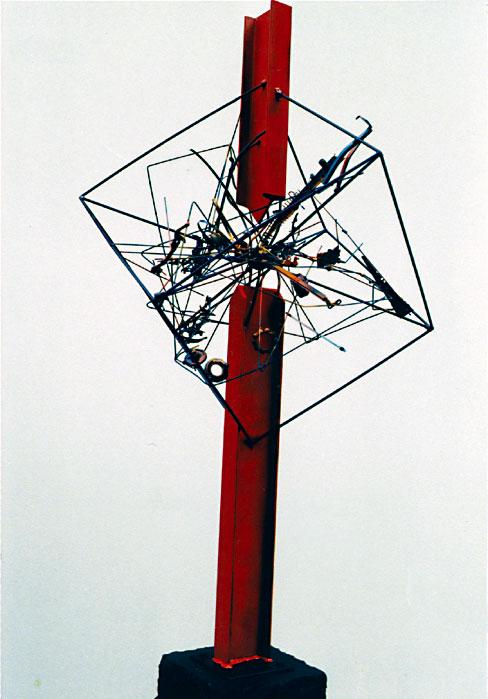 Gahr moderne skulpturen im exklusiven design direkt vom for Metallskulpturen garten