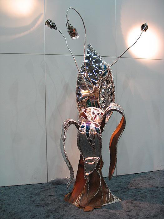 skulptur lebensbaum kunst aus edelstahl gahr. Black Bedroom Furniture Sets. Home Design Ideas