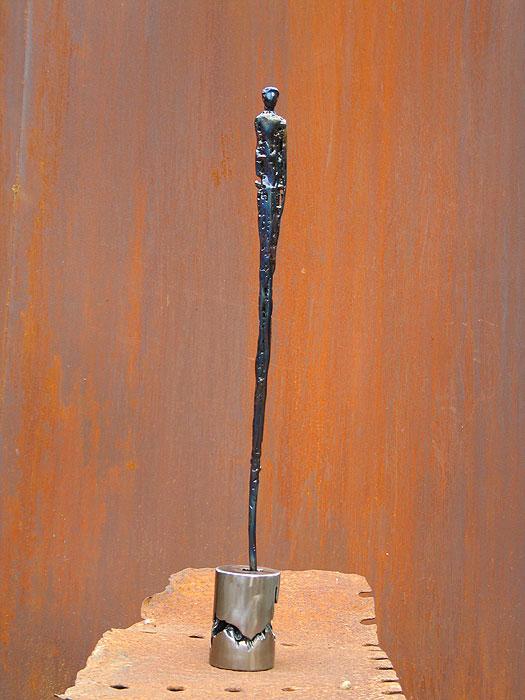 Figurative Metal Sculptures Welded Art Figures Gahr