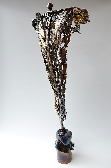 figurative sculptures welded sculpture bronze and steel sculpture gahr. Black Bedroom Furniture Sets. Home Design Ideas