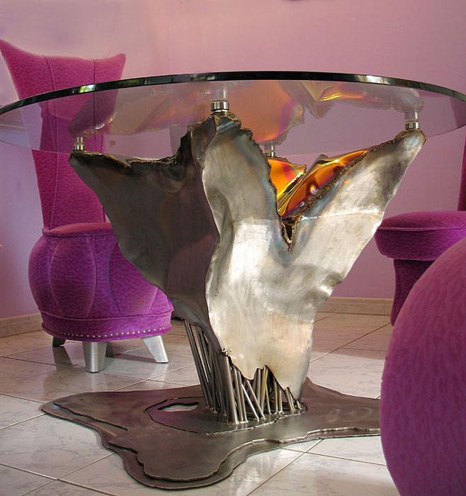 GAHR  Artistic Table Design  Design Table