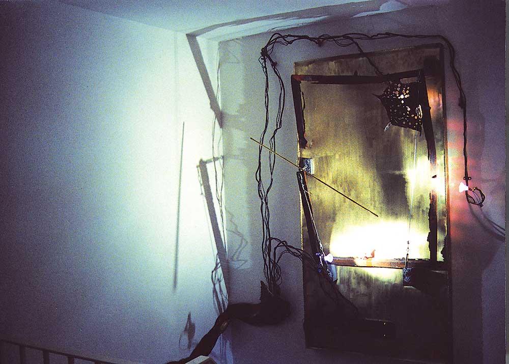 Modern Art Interior Design Artistic Room Installations