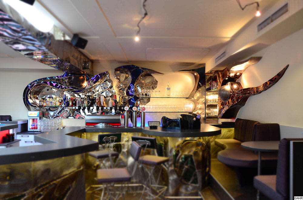 Artistic Room Design Ideas Applied Metal Art Gahr