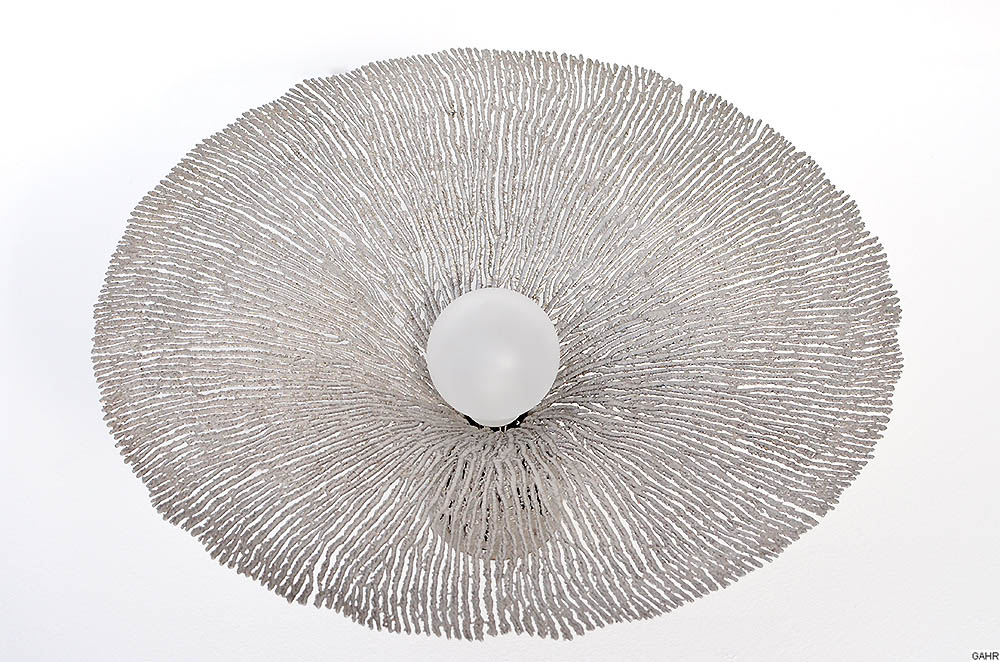 Modern Metal Art | Ceiling Lamp Design
