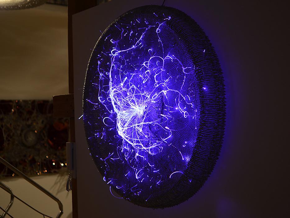 Modern Art Luminaires Lighting Sculptures Wall Lights Gahr