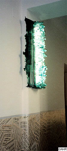 Artistic Wall Light