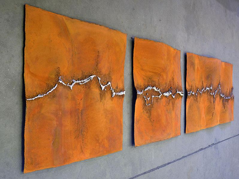 Metal Wall Art - Modern Wall Sculptures | GAHR