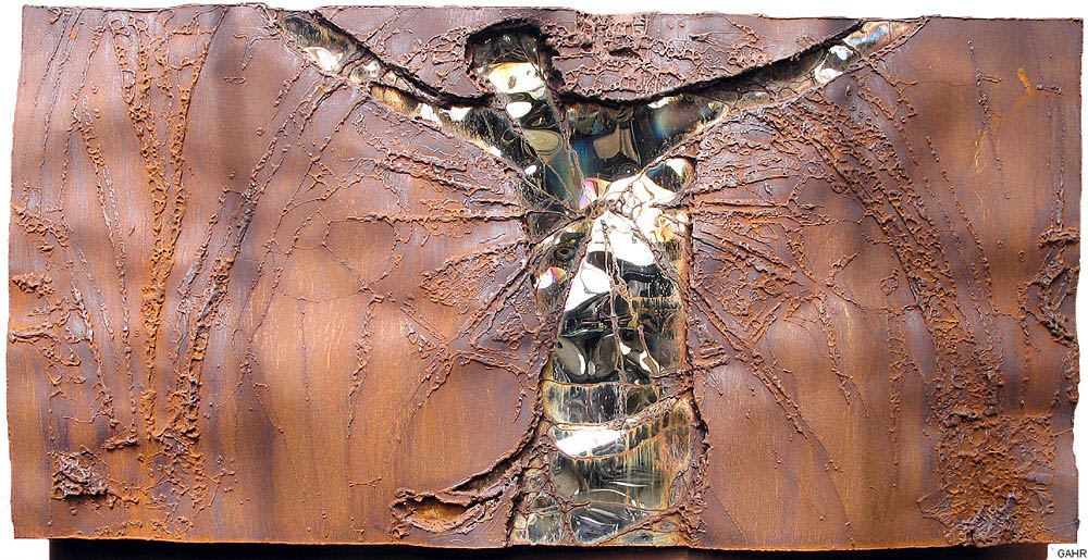 Artwork 'Christ On Cross'