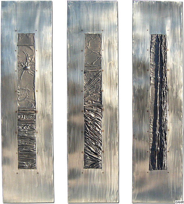 Contamporary Metal Art