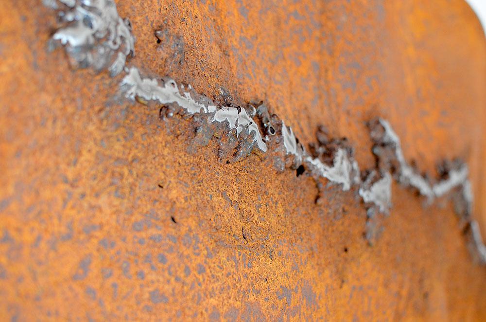 Metal Wall Art Corten Steel Art Gahr