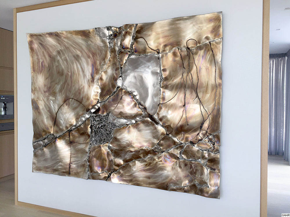Metal Painting on Stainless Steel