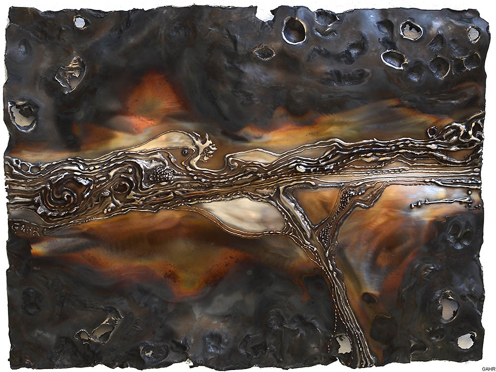 Modern Metall Wall Art for Sale