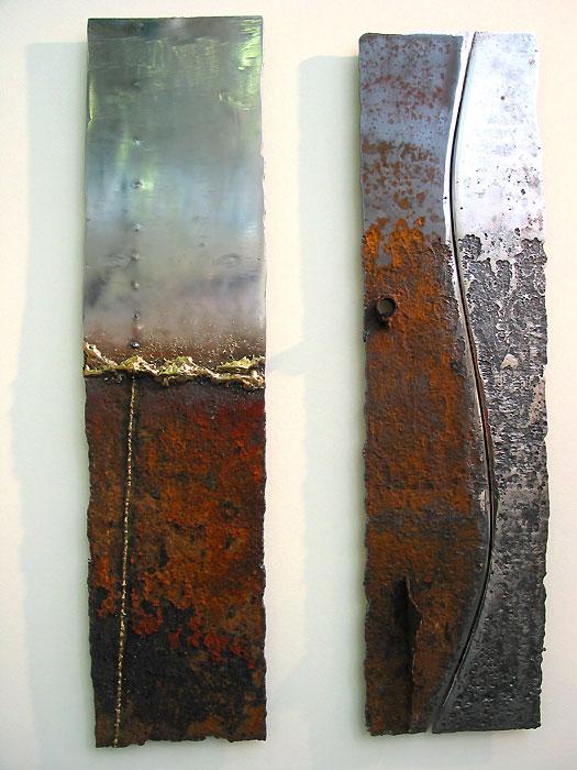 Metal Wall Art - Modern Wall Sculptures   GAHR
