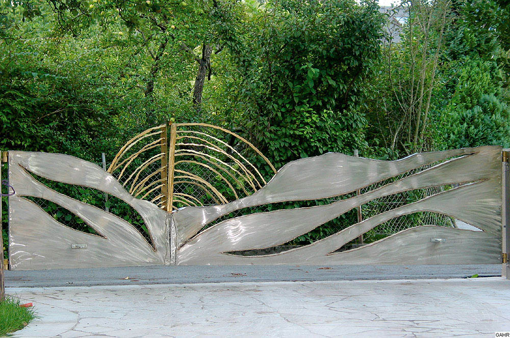 Artistic Railings Modern Art Gates Metal Banisters Gahr