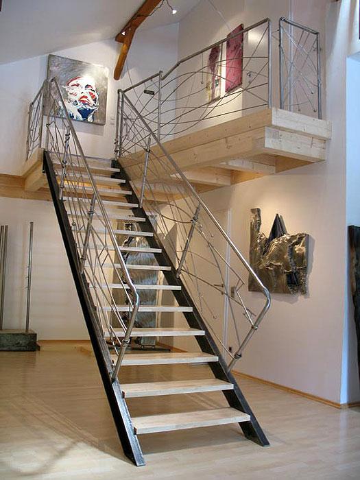 GAHR   Stairway   Railing Made Of Stainless Steel