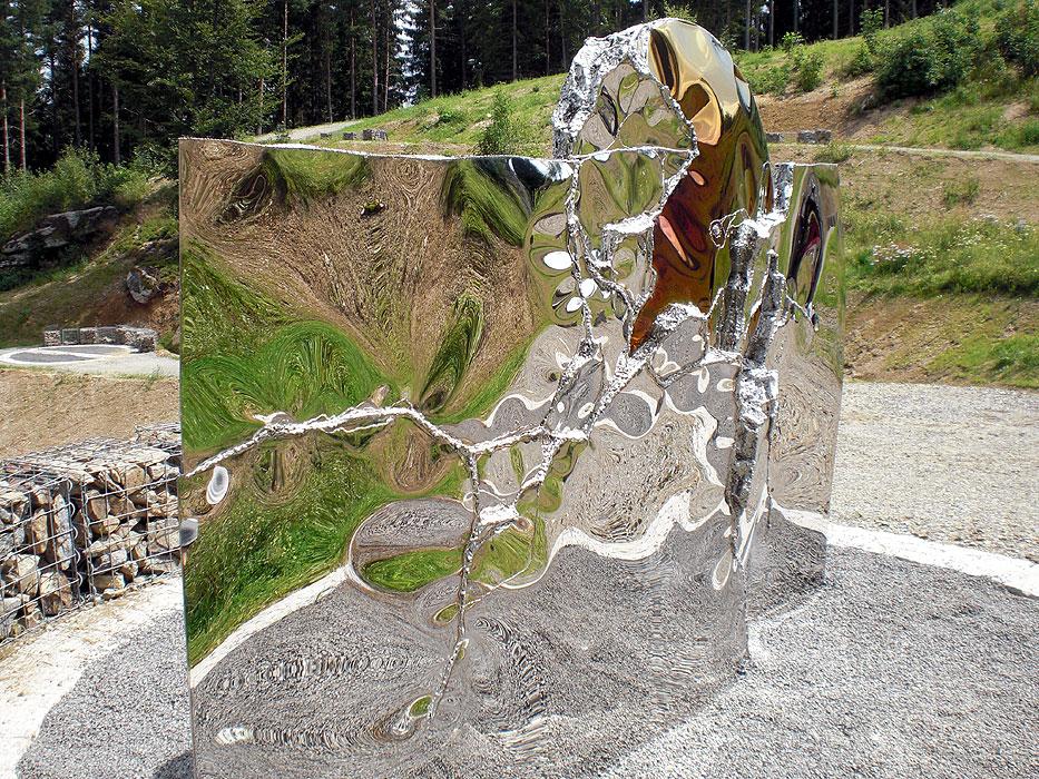 Attrayant GAHR   Modern Garden Sculpture   Metal Design