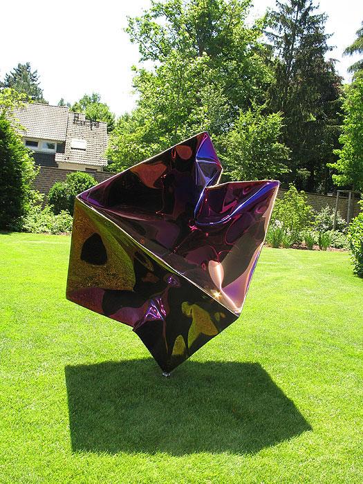 Metal Sculptures   Modern Garden Sculptures