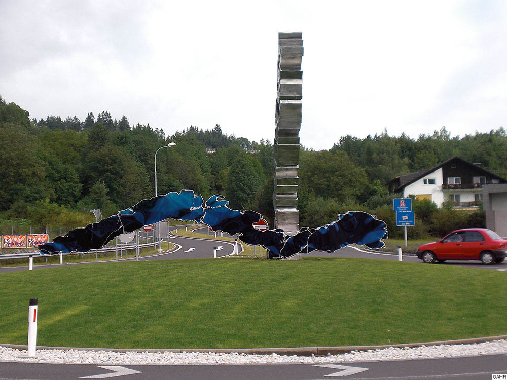 Big Sculptures - Roundabout Sculpture
