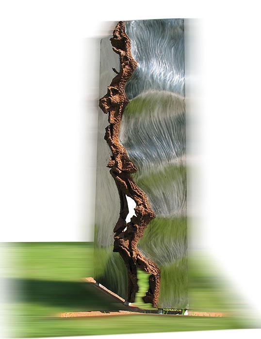Abstract Metal Sculptures Modern Art Sculptures Gahr