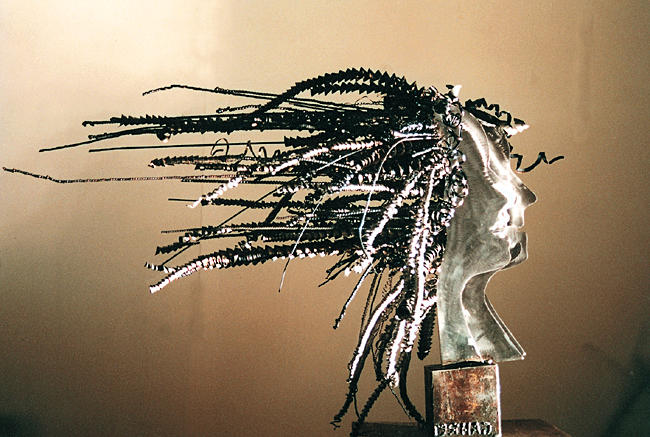 GAHR | Sculpture 'Hair'